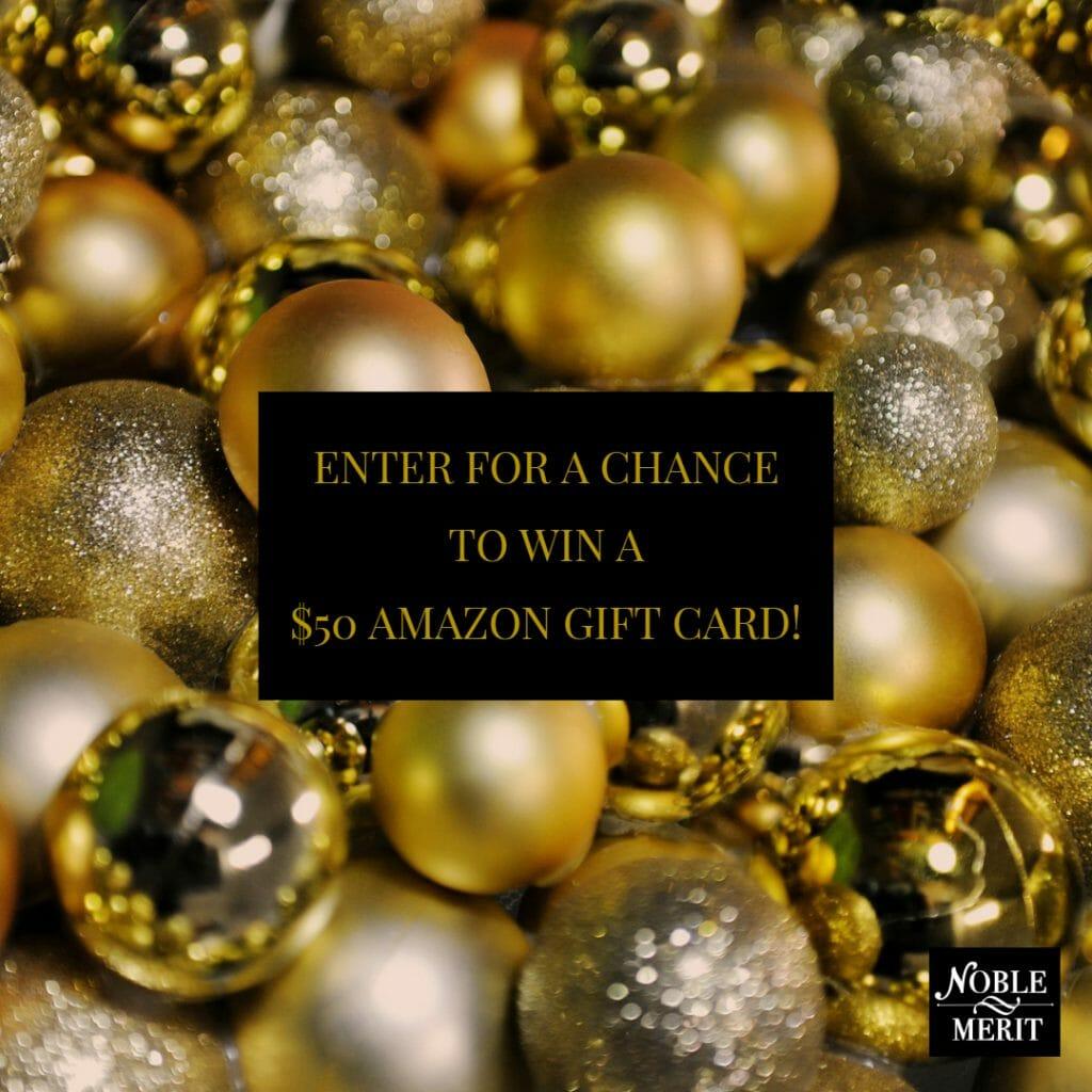 chance to win amazon card
