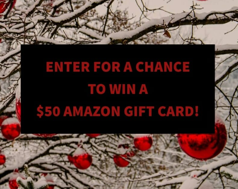 Amazon Card Give Away